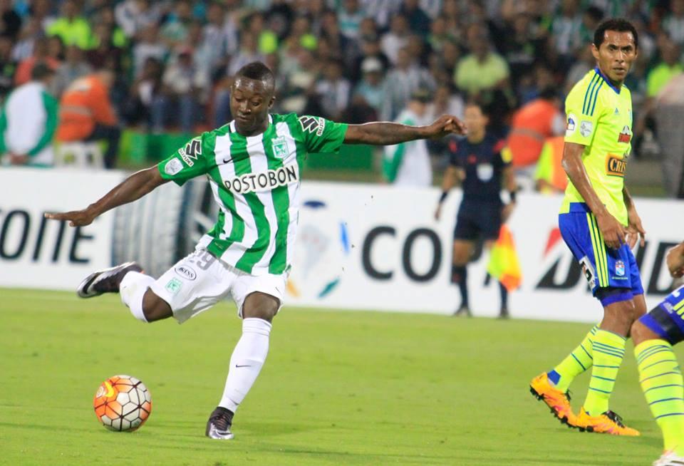 Atlético Nacional tem jovem de 19 anos como destaque - Futebol Latino f49dc8e8c1d64