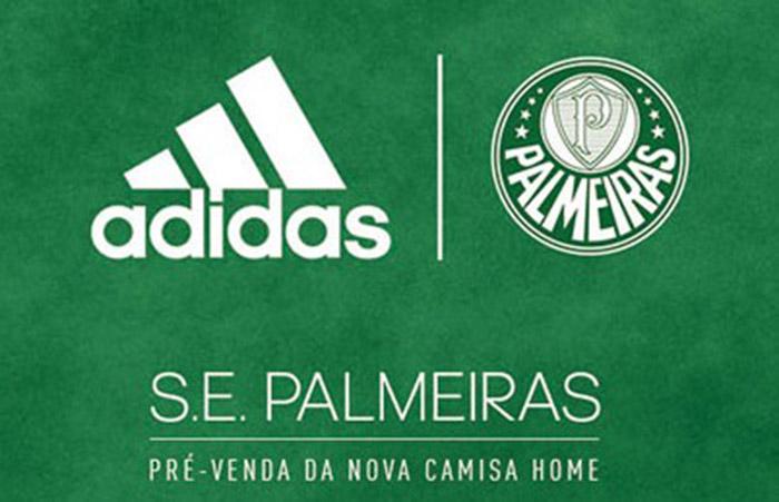 Torcedor do Palmeiras deve preparar o bolso para a nova camisa 14a9336a7d282