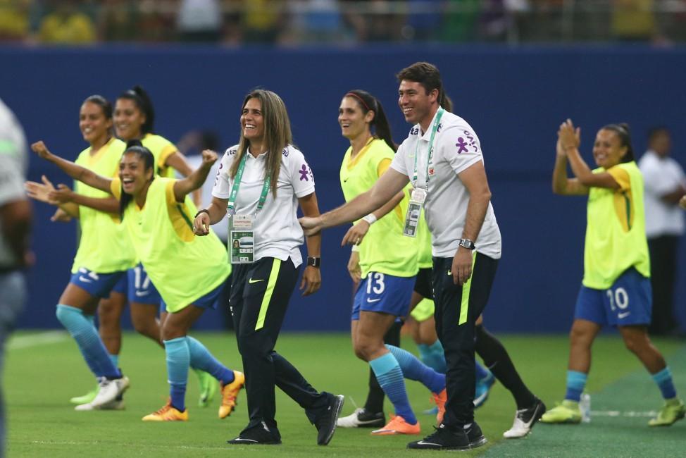 Seleção Brasileira Feminina é convocada para amistosos contra Espanha e  Islândia 56335ee4e200d