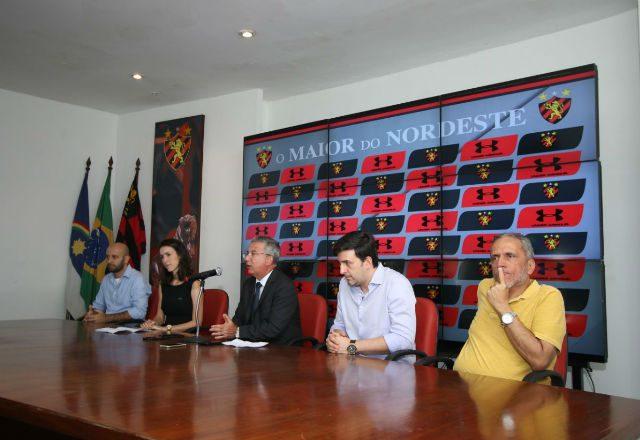 457b5c89d6 Sport oficializa acordo com nova fornecedora de material esportivo