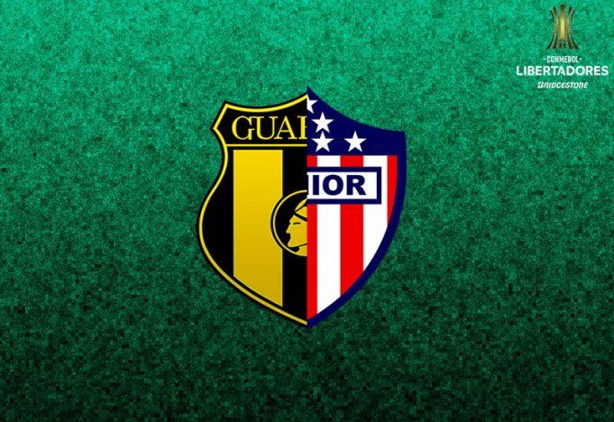 Guaraní-Junior-Barranquilla-Pré-Libertadores-Futebol-Latino-22-02