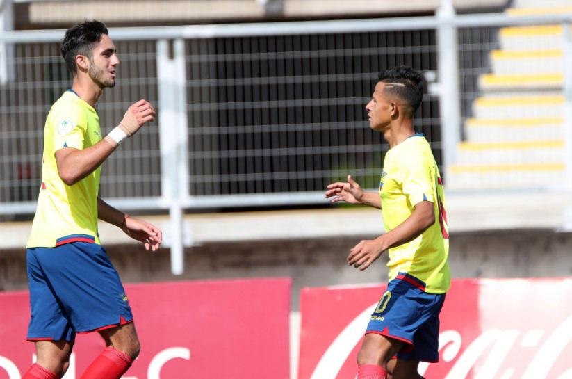 Equador vence e garante vaga na fase final do Sul-Americano Sub-20 3f594f3b2693b
