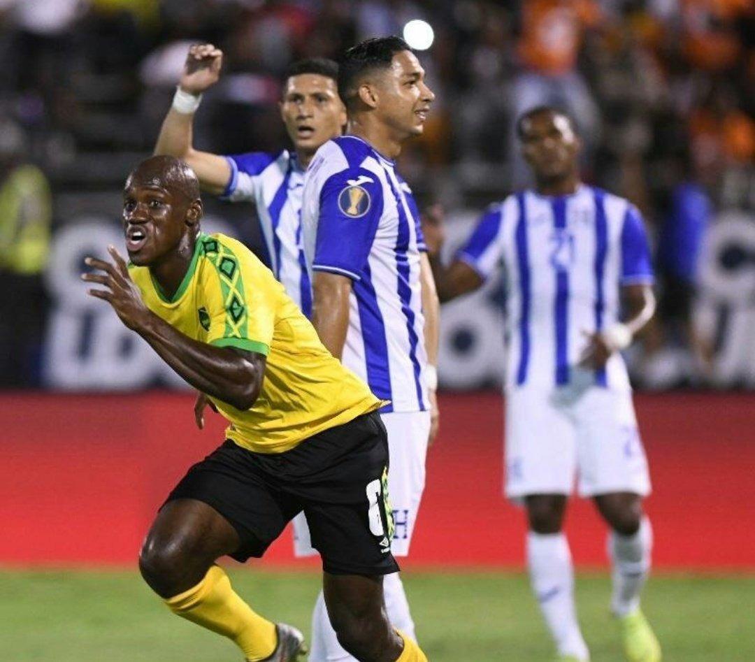 Jamaica estreia com vitória na Copa Ouro diante de Honduras