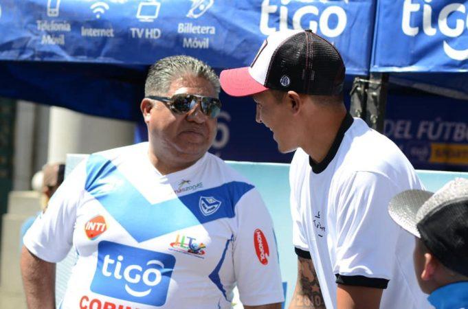 San José Wilson Martinez Futebol Latino Lance 06-09