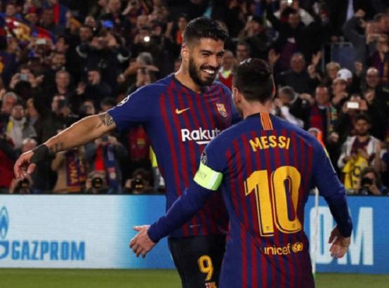 c2aa02220 Suárez revela quem era seu ídolo do futebol na infância