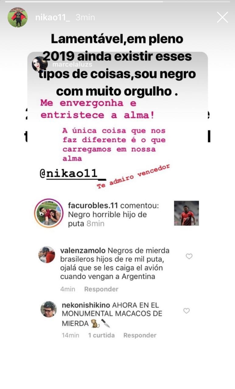 torcedores-do-river-plate-em-rede-social-fazem-ofensas-racistas-a-nikao-corpo-Futebol-Latino-23-05