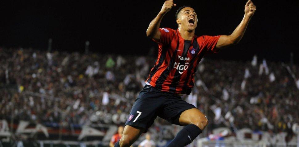atacante-cerro-porteno-punido-tribunal-disciplinar-conmebol-Futebol-Latino-19-08