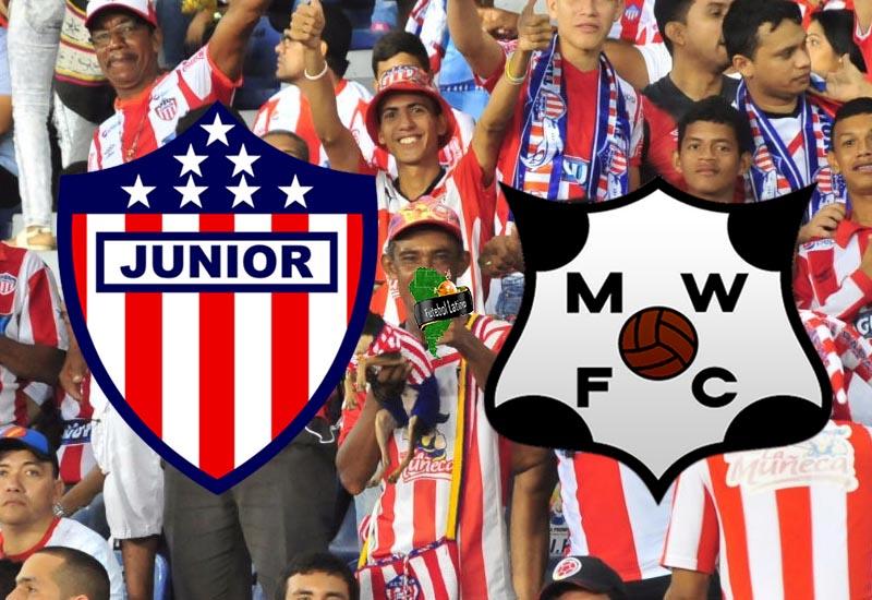 junior-barranquilla-montevideo-wanderers-copa-sul-americana-futebol-latino-28-09