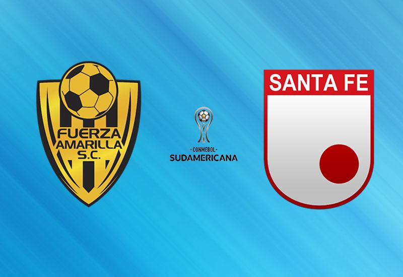 Fuerza-Amarilla-Independiente-Santa-Fe-Futebol-Latino-27-06
