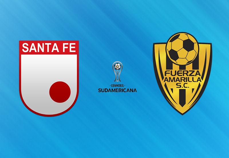 Independiente-Santa-Fe-Fuerza-Amarilla-Copa-Sul-Americana-Futebol-Latino-25-07