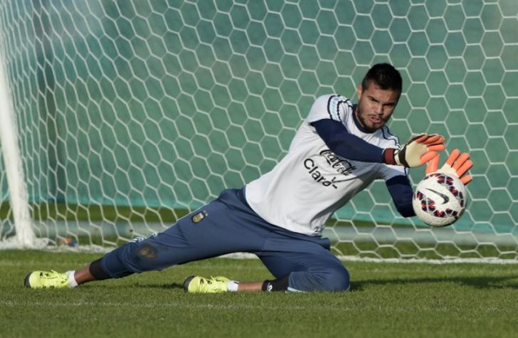 argentina-anuncia-que-sergio-romero-esta-cortado-da-copa-do-mundo-Futebol-Latino-22-05