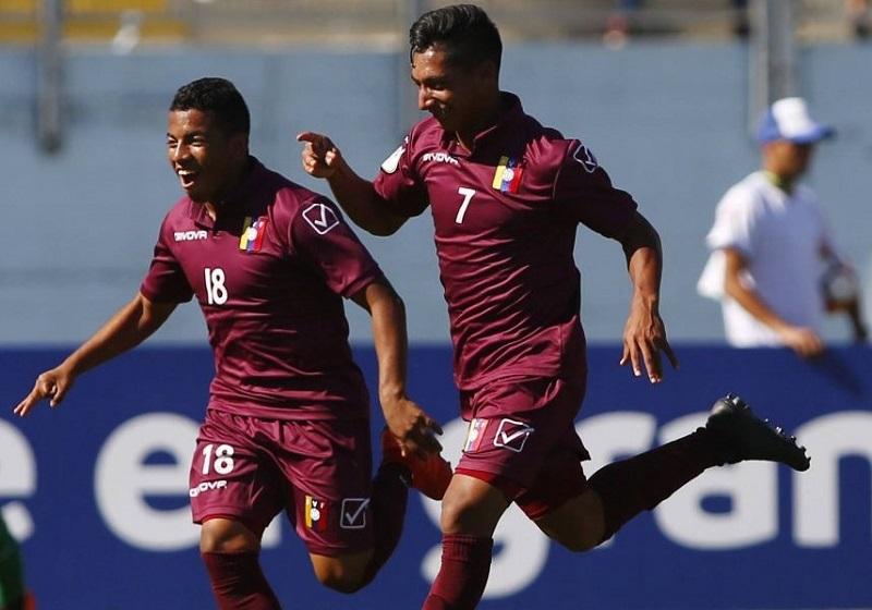 Venezuela Sub 20: Jogadores Da Venezuela Sub-20 Entoam Canto Contra Nicolás