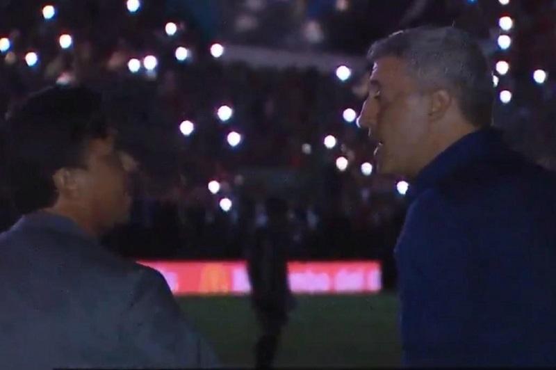 em-tons-diferentes-tecnicos-de-banfield-e-river-plate-comentam-falta-de-energia-Futebol-Latino-18-02