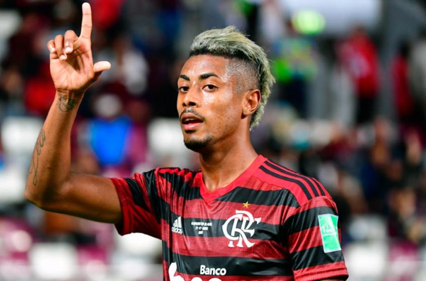 Bruno Henrique Flamengo Al-Hilal Futebol Latino Lance 17-12