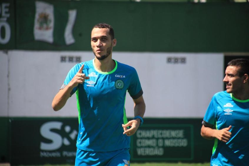 Neto Chapecoense Futebol Latino 14-12