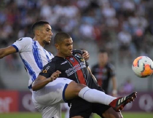 Cerro Largo Palestino Futebol Latino Lance 05-02