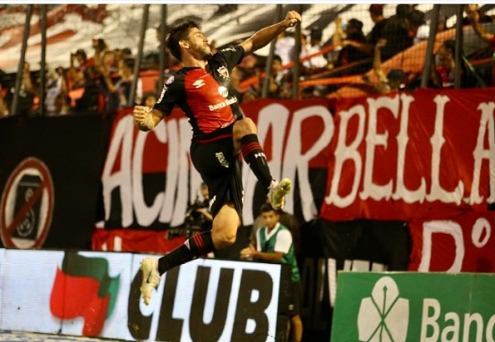 Newell's Old Boys x Colón - Pablo Perez