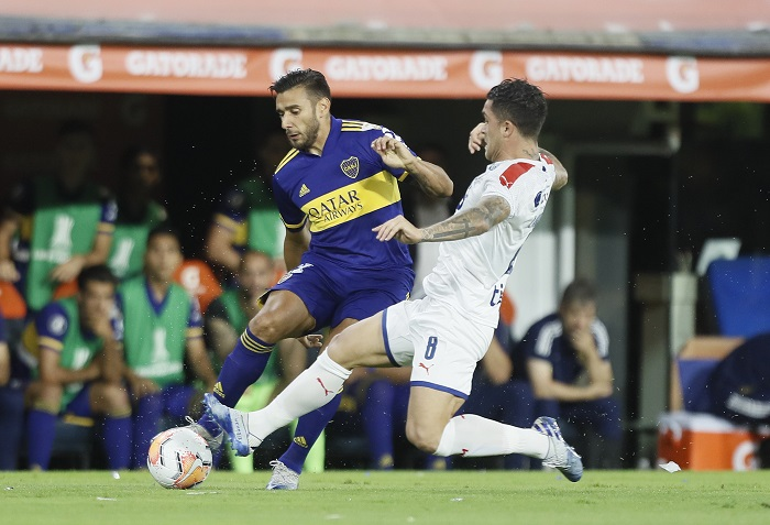 Boca Juniors Independiente Medellín Libertadores Futebol Latino Lance 10-03