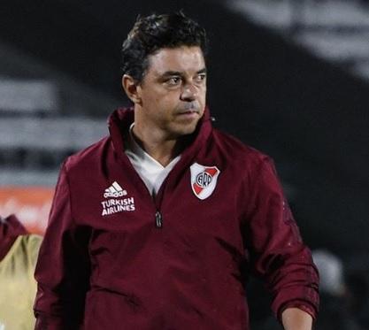 Vai acontecer? Gallardo está próximo de entrar para a história do River Plate