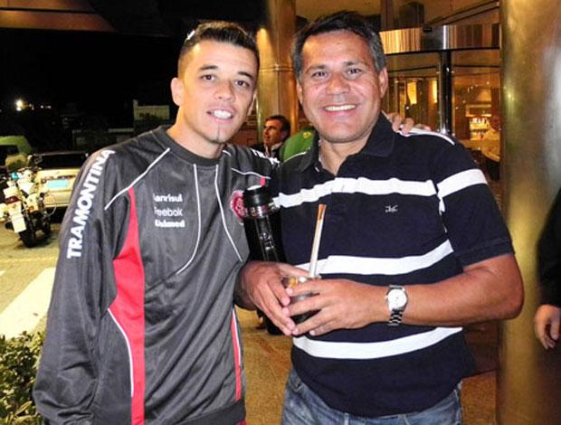 Ruben Paz DAlessandro Internacional Futebol Latino Lance 29-04