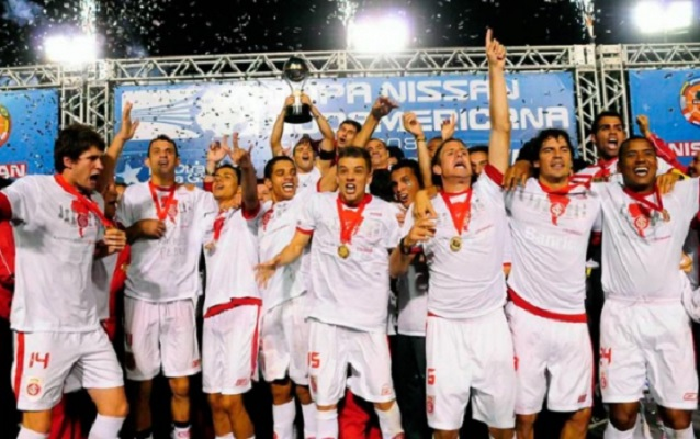 Internacional Sul-Americana 2008 Futebol Latino 12-05