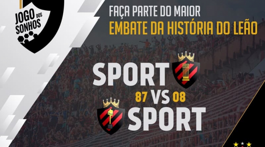 Jogo virtual Sport 1987 Sport 2008 Futebol Latino 18-05