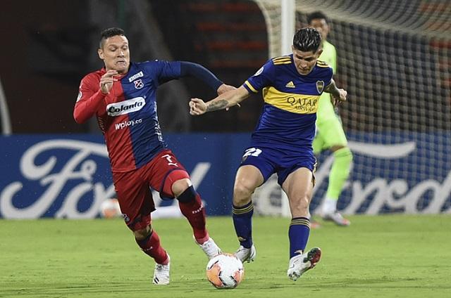 Independiente-Medellin-x-Boca-Juniors_24_09_2020