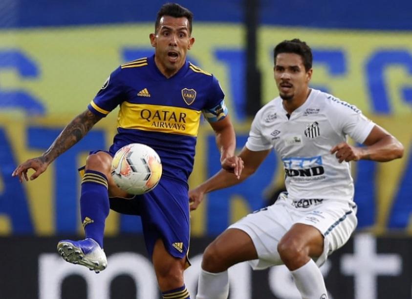 no-boca-tevez-afirma-que-equipe-vai-tranquila-para-o-brasil-Futebol-Latino-07-01