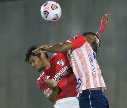 Junior Barranquilla x River Plate