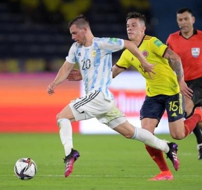 Colômbia x Argentina