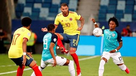Colômbia x Equador