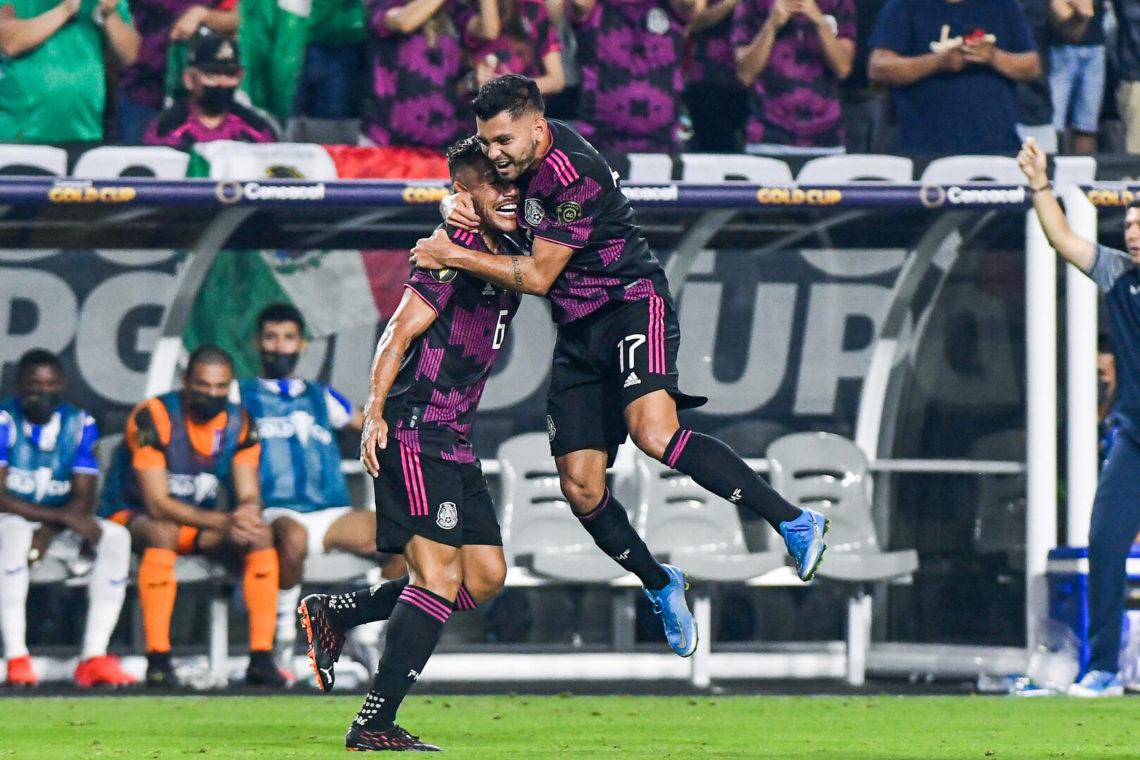 México x Honduras - Copa Ouro 2021