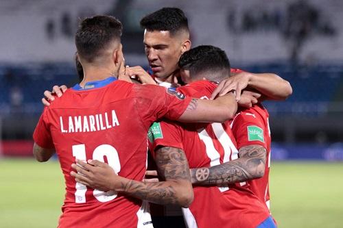 Paraguai x Venezuela
