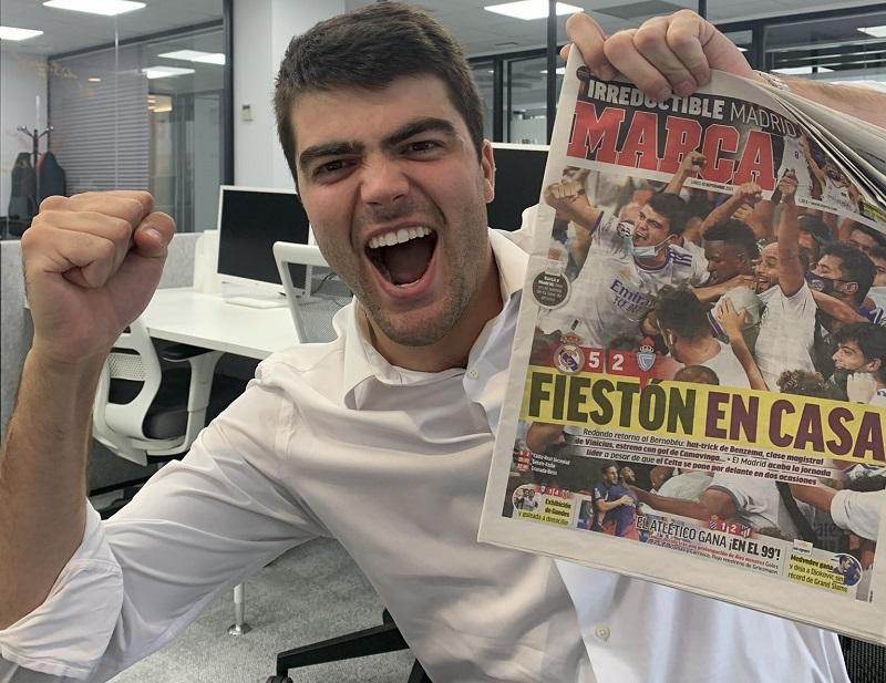 torcedor-do-real-madrid-exalta-foto-com-vinicius-junior-que-viralizou-Futebol-Latino-14-09