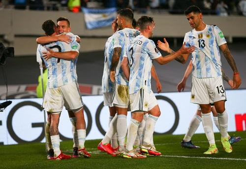 Argentina x Uruguai