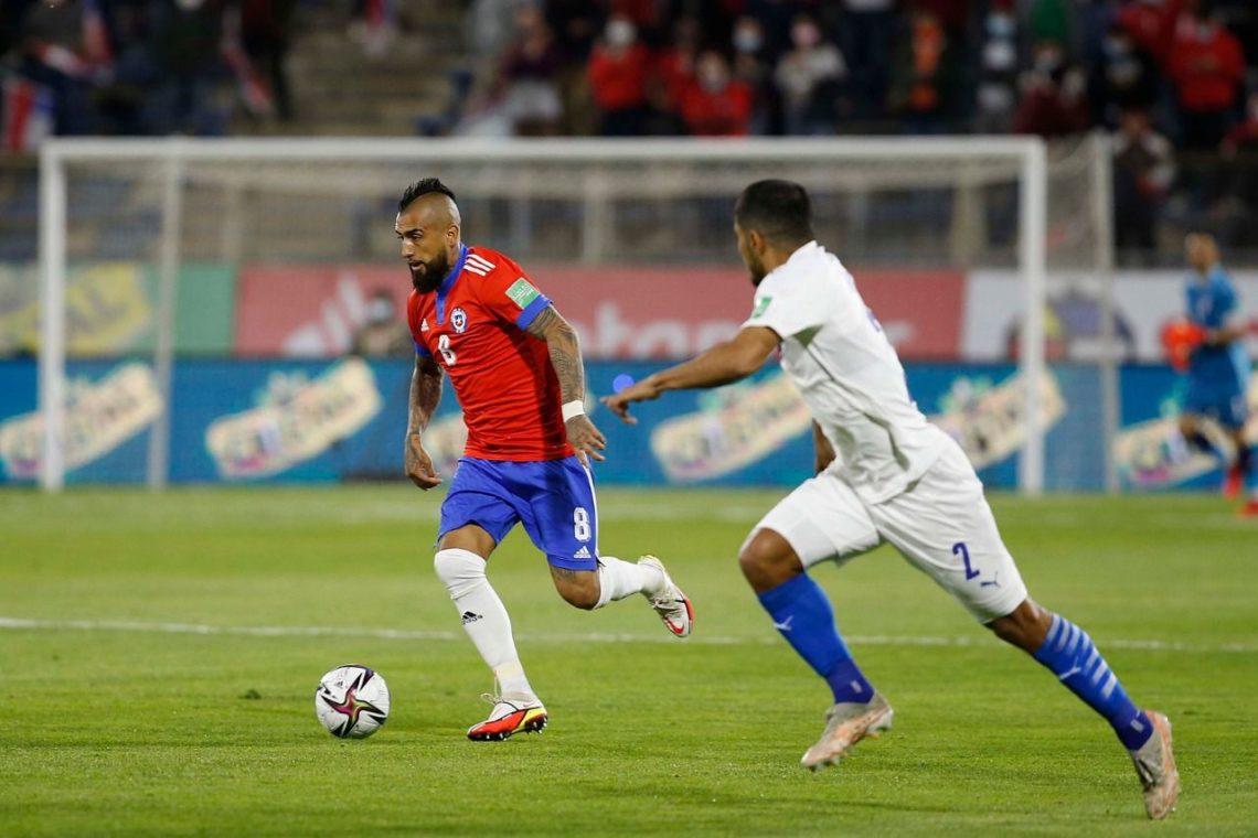 Chile x Paraguai