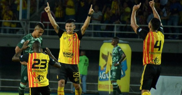Deportivo Pereira vence Cortuluá nos pênaltis para ficar com o primeiro turno da segundona colombiana-Futebol-Latino-11-06