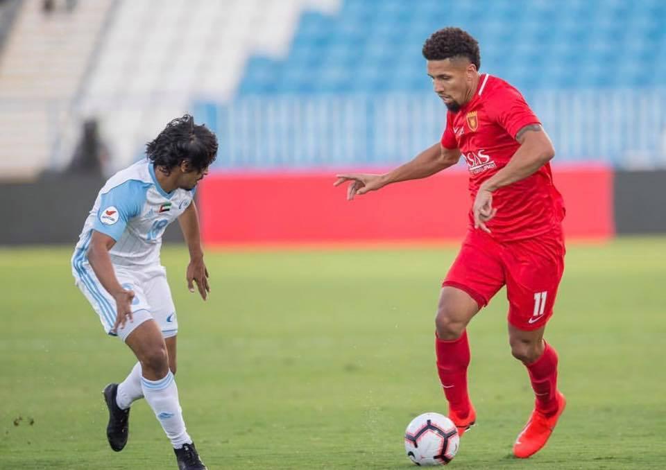 Samuel Al-Fujairah SC Futebol Latino 04-04