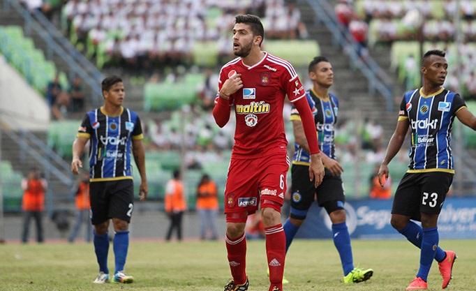 federacao-venezuelana-de-futebol-pune-protesto-de-zulia-e-caracas-Futebol-Latino-18-04
