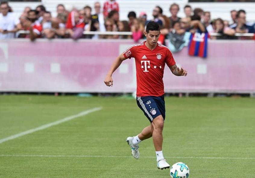 james-rodriguez-tem-lesao-confirmada-por-tecnico-do-bayern-Futebol-Latino-04-04