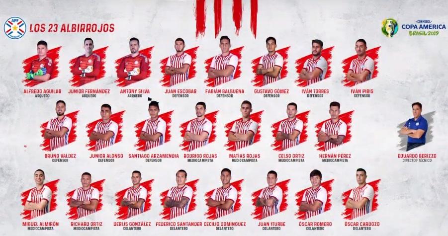 paraguai-anuncia-lista-definitiva-para-a-copa-america-Futebol-Latino-29-05